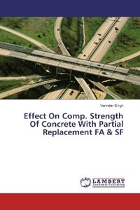 Effect On Comp. Strength Of Concrete With Partial Replacement FA