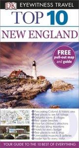 Eyewitness Top 10 Travel Guide New England