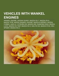 Vehicles with Wankel engines