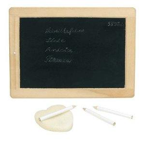 Goki 58952 - Schreibtafel mit drei Stiften