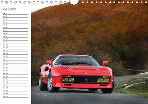 Ferrari 288 GTO (Wandkalender 2019 DIN A4 quer)