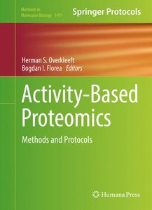 Activity-Based Proteomics