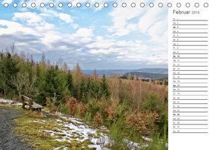 Mein Westerwald - Daadener Land (Tischkalender 2019 DIN A5 quer)