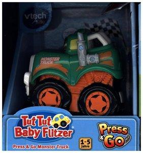 Tut Tut Baby Flitzer - Press&Go Monster