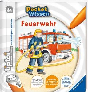 tiptoi Buch pocket Wissen Feuerwehr