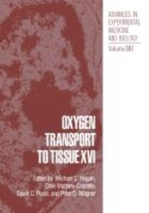 Oxygen Transport to Tissue XVI