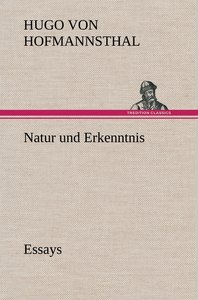 Natur und Erkenntnis