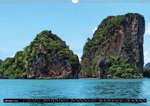 South Thailand and Similan Islands (Wall Calendar 2020 DIN A3 La