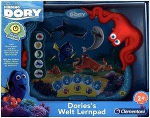 Finding Dory, Dorie\'s Welt Lernpad (Kinderspiel)