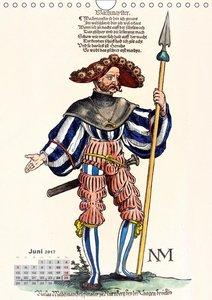 Landsknechte und Soldaten: Historische Uniformen