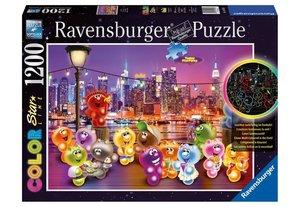 Gelini Pier Party. Puzzle 1200 Teile