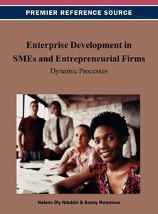 Enterprise Development in Smes and Entrepreneurial Firms: Dynami