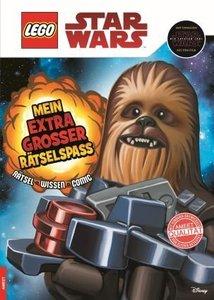 LEGO® Star Wars(TM) - Mein extragroßer Rätselspaß