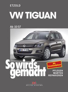 VW Tiguan ab 10/07