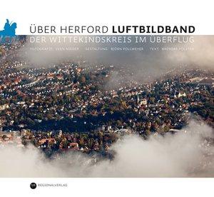 Über Herford. Luftbildband