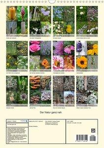 Der Natur ganz nah (Wandkalender 2020 DIN A3 hoch)