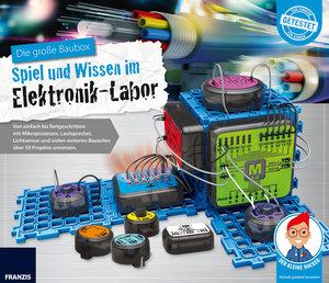 Die große Baubox: Spiel und Wissen im Elektronik-Labor