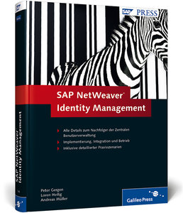 SAP NetWeaver Identity Management