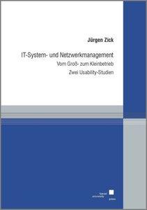 IT-System- und Netzwerkmanagement