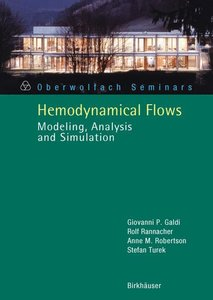 Hemodynamical Flows