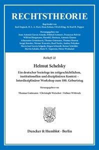 Helmut Schelsky.