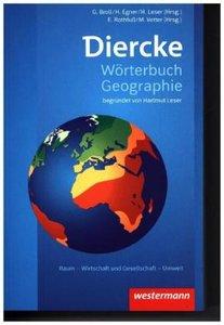 Diercke Wörterbuch Geographie