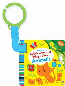 Baby\'s Very First Buggy Book Animals