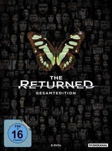 The Returned Gesamtedition. Staffel.1/2, DVD