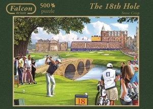 Jumbo Spiele 11117 - The 18th Hole, 500 Teile