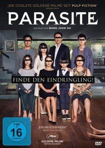 Parasite - Finde den Eindringling!, 1 DVD