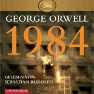 George Orwell: 1984 (MP3)