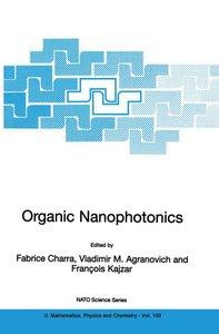 Organic Nanophotonics