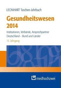 Leonhart Taschen-Jahrbuch Gesundheitswesen 2014