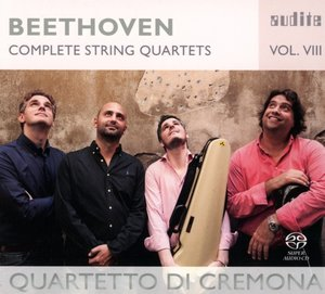 Complete String Quartets Vol.8