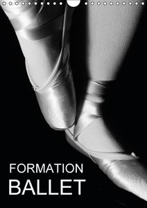 Formation Ballet (Calendrier mural 2015 DIN A4 vertical)