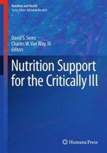 Nutrition Support of the Critically Ill