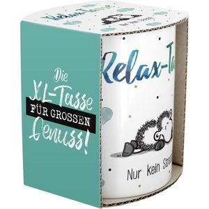 Sheepworld 45755 XL-Tasse Relax-Tasse