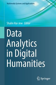 Data Analytics in Digital Humanities