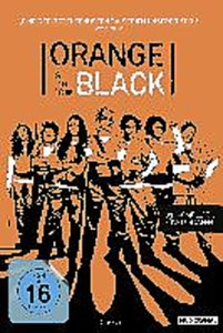Orange is the New Black. Staffel.5, 5 DVDs