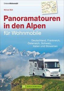Panoramatouren in den Alpen für Wohnmobile