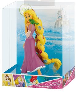 Bullyland 13407 - Disney Princess, Rapunzel, Single Pack, 10 cm