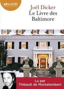 Le livre des Baltimore, 2 MP3-CDs