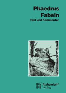 Fabeln. Text und Kommentar