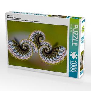 Ein Motiv aus dem Kalender Abstrakte Fotokunst 1000 Teile Puzzle