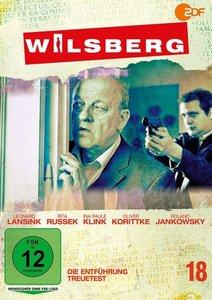 Wilsberg 18-Die Entführung/Treuetest