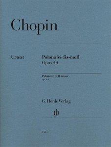 Polonaise fis-moll op. 44 für Klavier