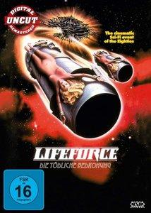 Lifeforce - Die tödliche Bedrohung, 1 DVD