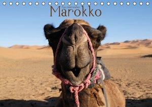 Faszinierendes Marokko (Tischkalender immerwährend DIN A5 quer)