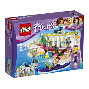 LEGO® Friends 41315 - Heartlake Surfladen