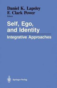 Self, Ego, and Identity